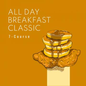 All Day Classic Breakfast (10 pax)
