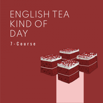 English Tea Kind Of Day (10 pax)
