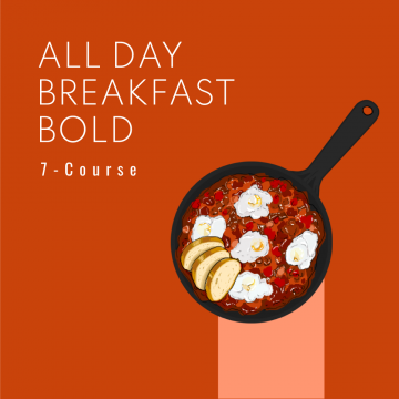 All Day Breakfast Bold (10 pax)